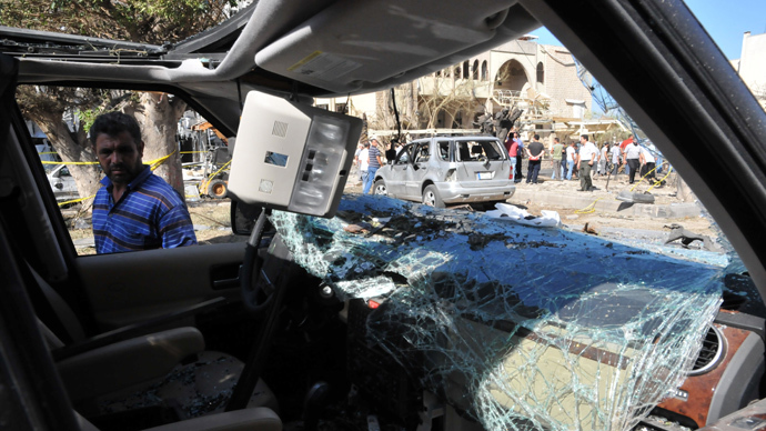 Undermining Lebanon: Bombings are part of US-Israeli strategy to sow civil war