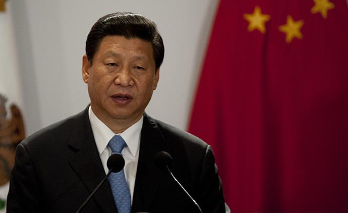 Chinese President Xi Jinping (AFP Photo / Yuri Cortez)