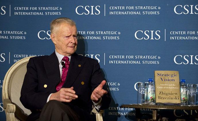 Author Dr. Zbigniew Brzezinski (AFP Photo / Jim Watson)