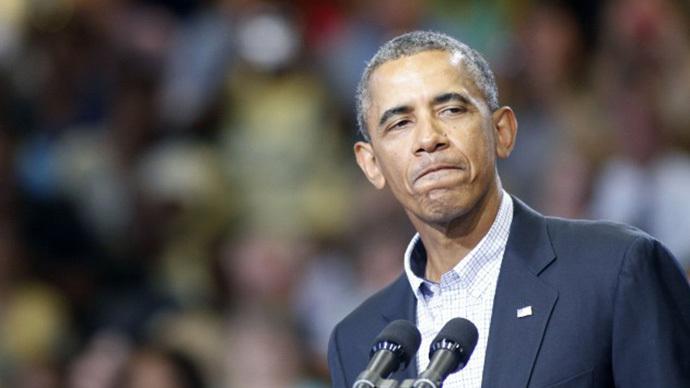 U.S. President Barack Obama (AFP Photo / Jessica Kourkounis)