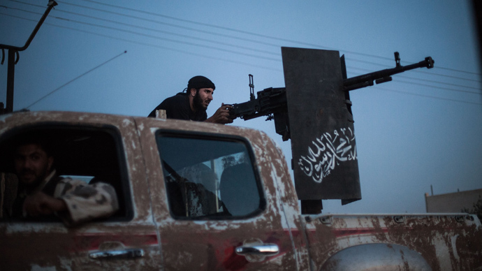 Syrian conflict: Europe's new role as a policeman