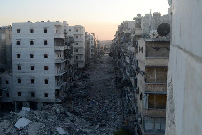 AFP Photo/Louai Abo Al-Jod