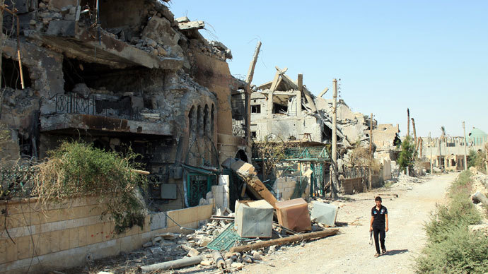 US on 'slippery ground': Taking license with R2P in Syria