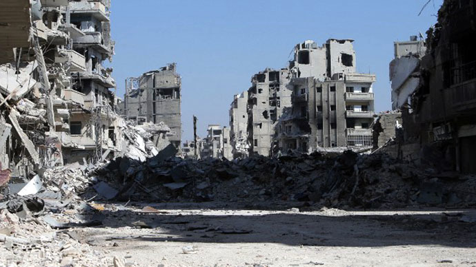 Israel: The missing link in Syria puzzle