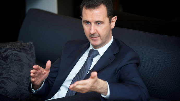 US evokes ghost of Hitler as PR campaign against Assad goes crazy