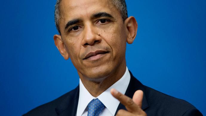 US President Barack Obama (AFP Photo / Scanpix Sweden / Jessica Gow)