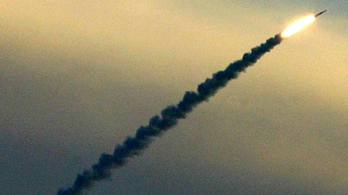 Israel's rocket test gives Obama his Cuban missile moment