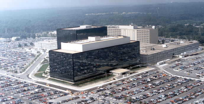 ational Security Agency (NSA) headquarters building in Fort Meade, Marylan (Reuters)