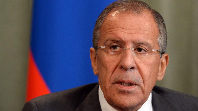 Russian Foreign Minister Sergei Lavrov.(AFP Photo / Yuri Kadobnov)