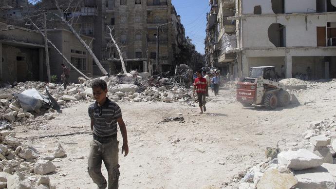 'US still interested in installing puppet regime in Syria'