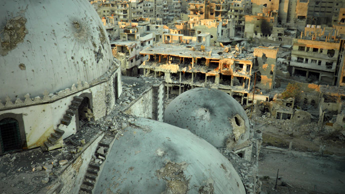 'Expect everything': A new pretext to justify bombing Syria?
