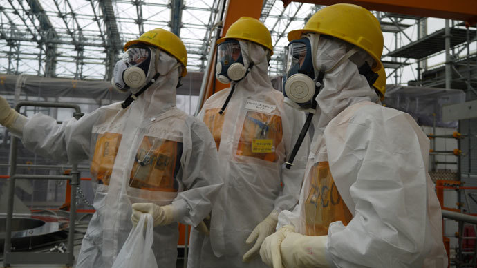 Endless Fukushima catastrophe: 2020 Olympics under contamination threat