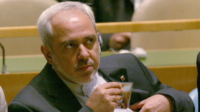 Mohammed Javad Zarif, the foreign minister of Iran (Reuters)