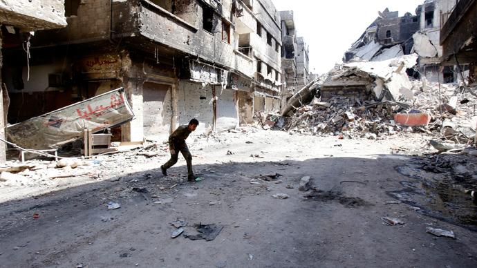 Democracy games: Strike Syria, ignite Iraq