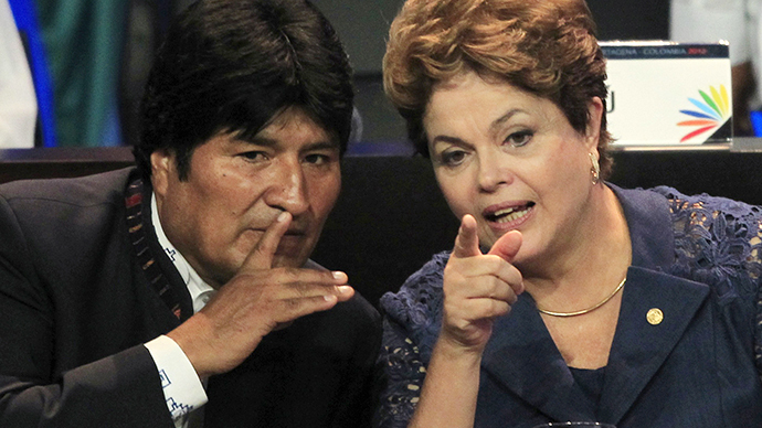 Spying scandal sends US influence on Latin America into nosedive