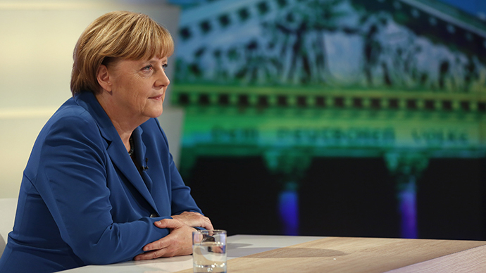 Merkel's poisoned chalice
