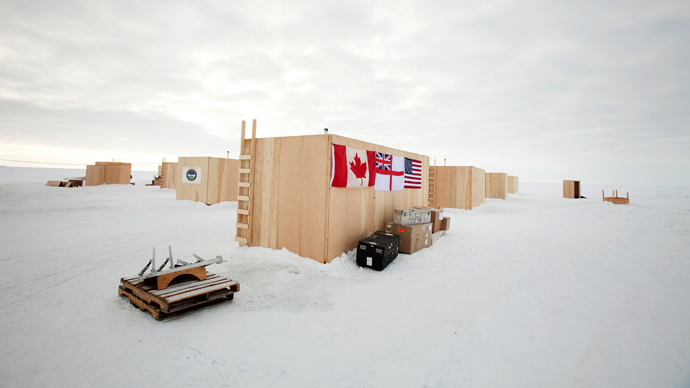 Canada is US key to the Arctic