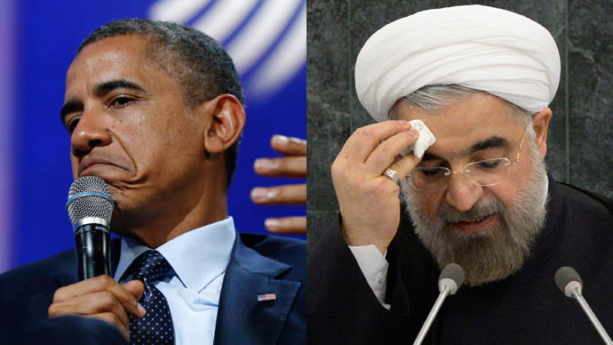 Obama & Rouhani: The historic handshake that never happened