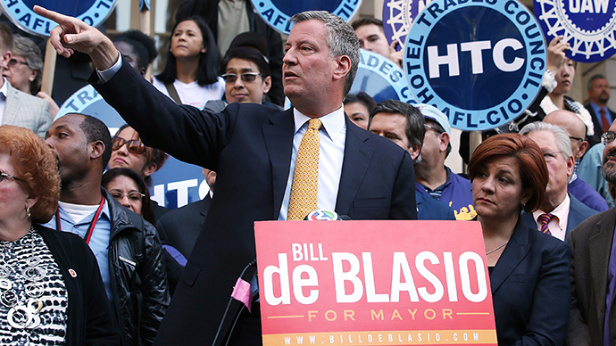 New York mayoral race takes unexpected detour into Central American history