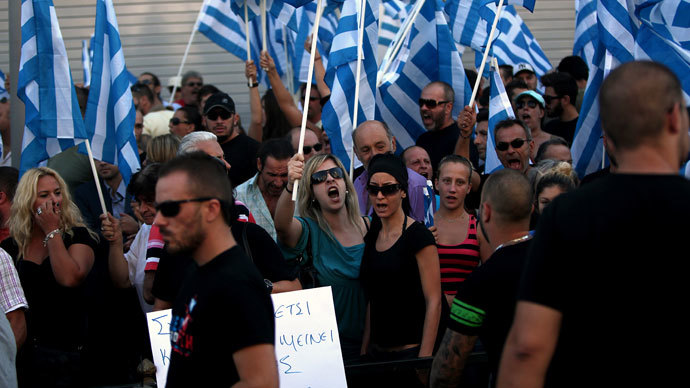 Hellenic excess: Golden Dawn arrests shows Greece go from one extreme to another