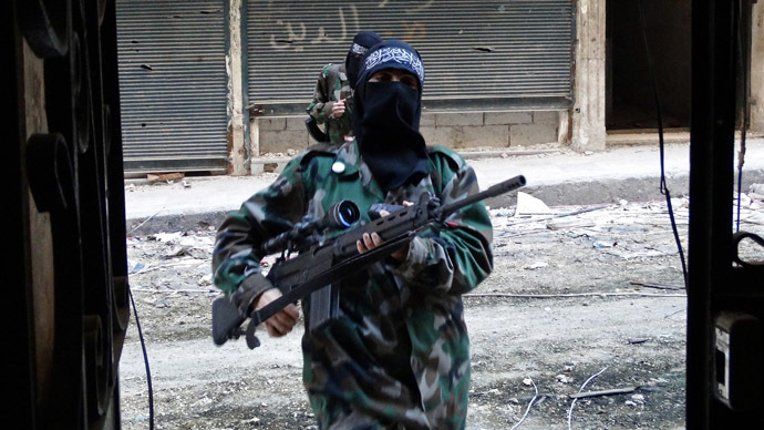 Diffused Syrian rebel groups put peace process off rails for personal gain
