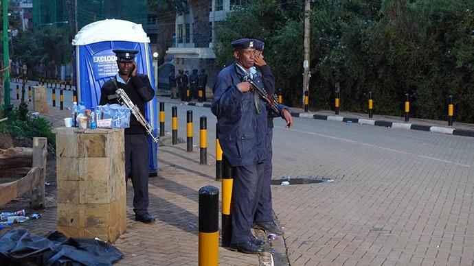Kenya — at the Westgate (Photo by Andre Vltchek)