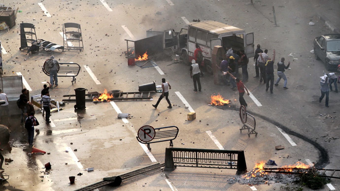 Dire economic situation in Egypt will force political dialogue