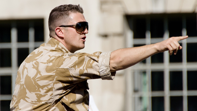 Yesterday's Nazi, today's 'anti-extremist': UK far-right leader Tommy Robinson gets a makeover