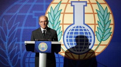 Awarding Nobel Peace Prize to OPCW was a 'political dodge'