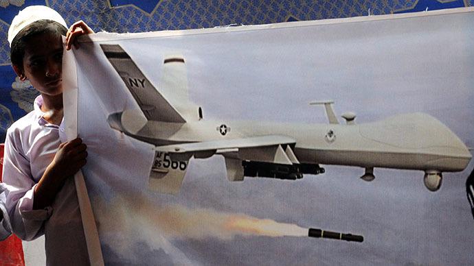 Drone strikes enhance terrorism in Pakistan