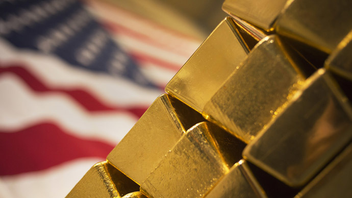 China, gold prices & US default threats