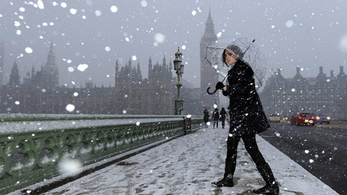 Freezing to death in neo-liberal Britain