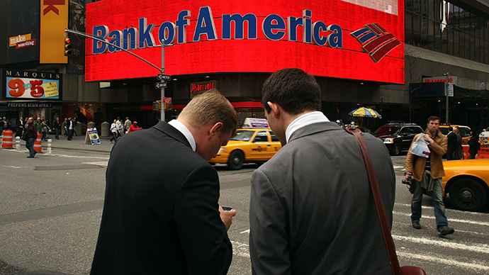 'Wall Street banks are scapegoats in Washington's game'