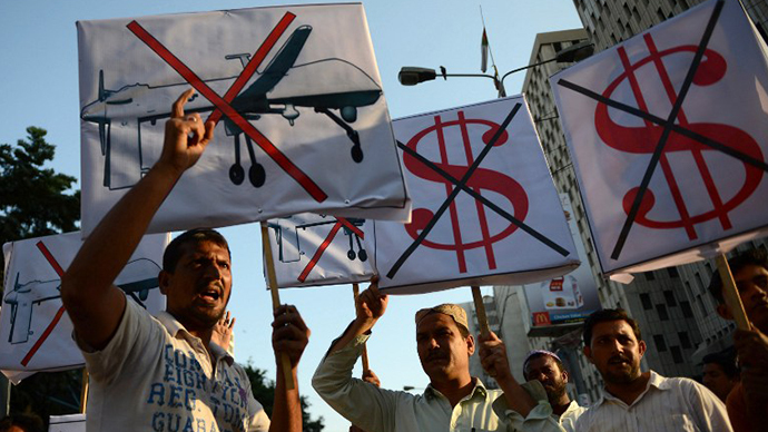 US and Pakistan locked in a 'drone marriage'