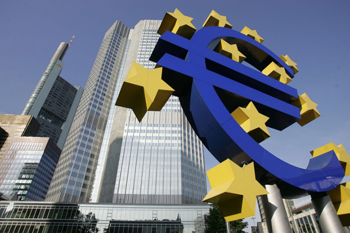 The European Central Bank (AFP Photo / John Macdougall)