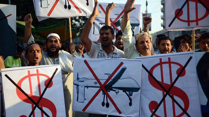 No more wiggle room: Drone wars a knockout punch to US credibility