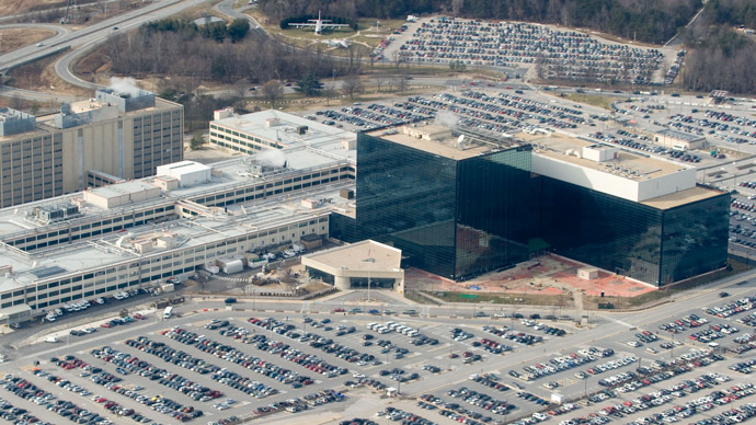 he National Security Agency (NSA) headquarters at Fort Meade, Maryland (AFP Photo/Saul Loeb)