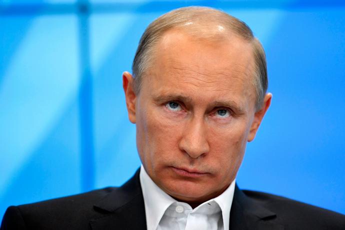 Vladimir Putin (Reuters / Alexander Zemlianichenko / Pool)