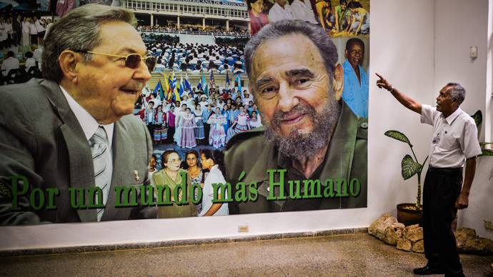 Isolated & discredited: Intransigent US policy impedes Cuba's reforms