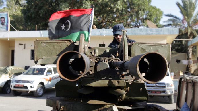 Is Libya ripe for 2nd civil war?