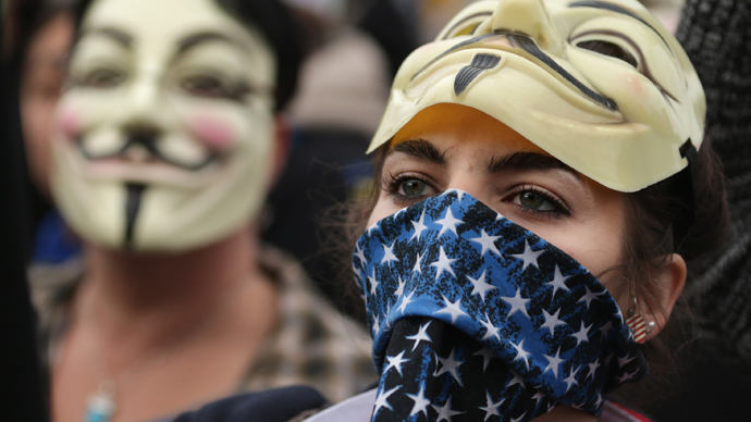 Can the Million Mask March turn a vendetta into a victory?