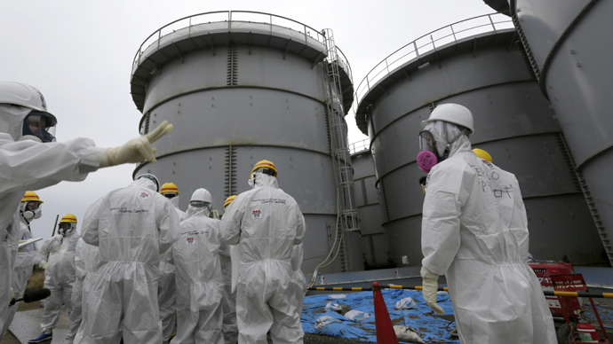 'It's a crime what's happening at Fukushima'