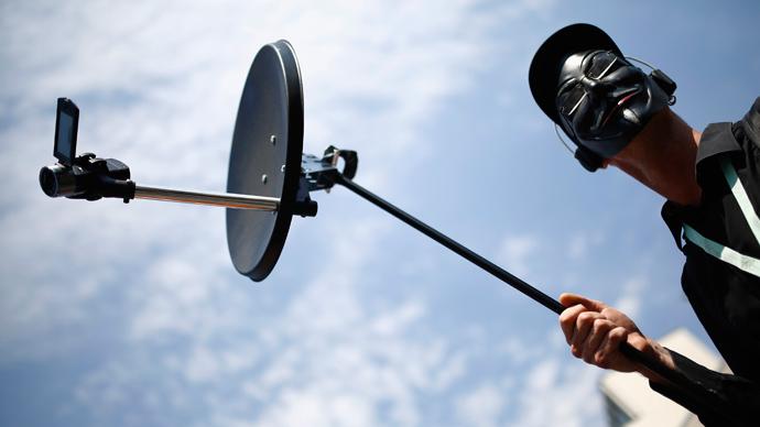 NSA surveillance is 'terrorism-lite'