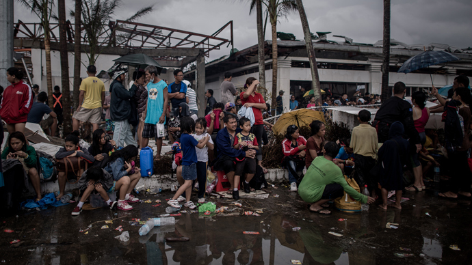 Global warming, Typhoon Haiyan and the Philippines