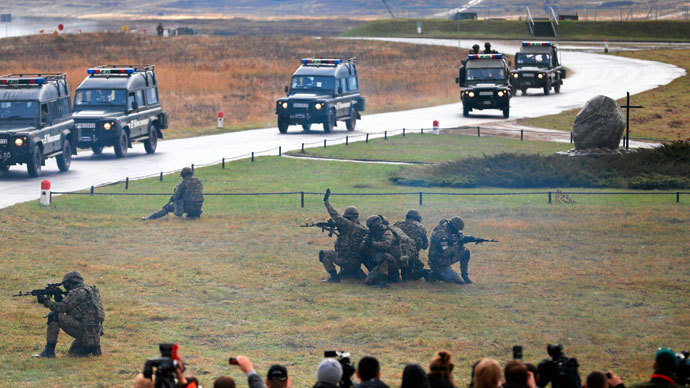 Pushing boundaries: US eyes Russian encirclement via NATO 'Trojan horse'