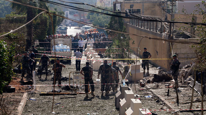 Beirut bombings are 'a clear message by Saudi Arabia'