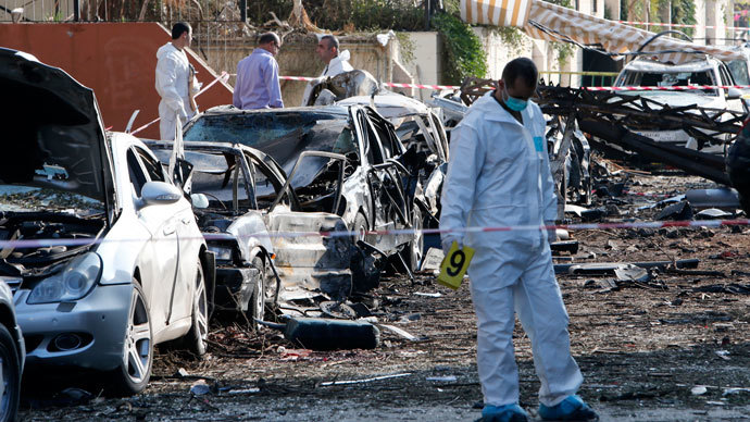 Bloodletting in Beirut: Iranian embassy bombing brings Islamic cold war to Lebanese soil