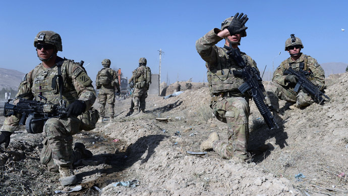 Digging in: Why US won't leave Afghanistan
