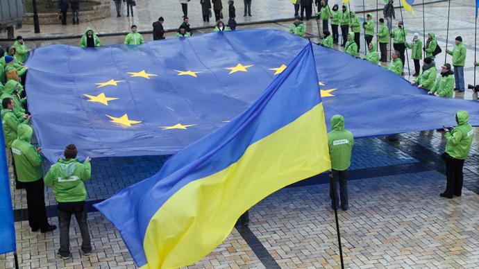 EU should focus on internal problems, not Ukraine 'vanity project'