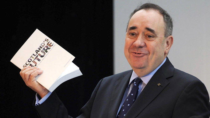 Independent Scotland 'far more able to realize society it wants'